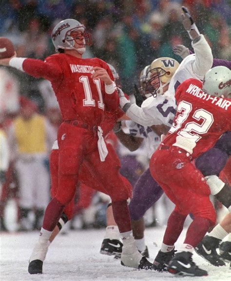 Last Time Apple Cup Loomed So Large Was 1992 When Huskies