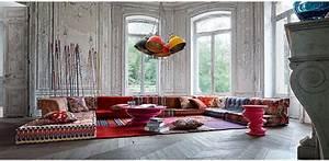 canaps roche bobois canaps roche bobois canap perle With nice meubles de salon roche bobois 13 canape dangle tissus roche bobois