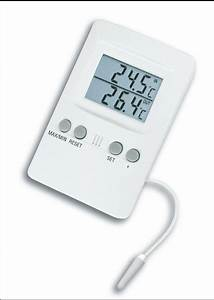 Gefrierschrank Mit Kühlschrank : k hlschrank gefrierschrank thermometer 709 mit alarm ~ Orissabook.com Haus und Dekorationen