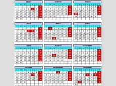Calendario laboral Canarias 2012 DeFinanzascom