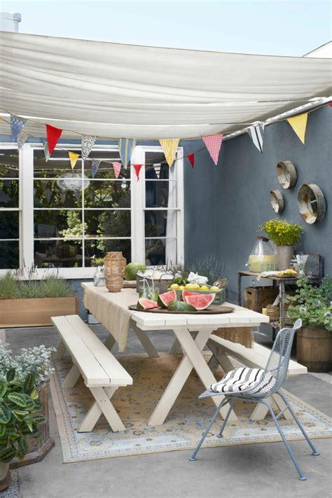 decoracion romantica  moderna  jardin  terraza