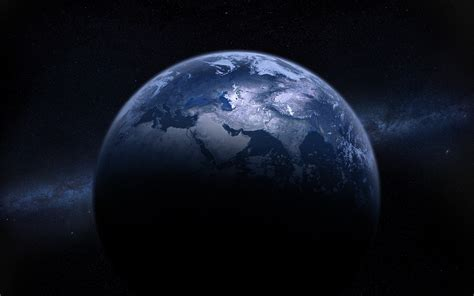 Download Earth From Space Wallpaper 1920x1200 Wallpoper