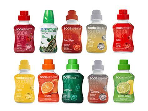 taste test    sodastream soda syrup flavor