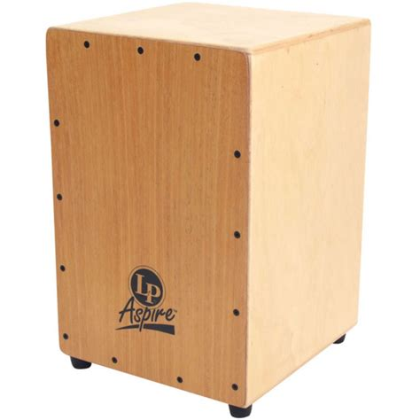 Cajon Cahon By Jogjapercussion lp aspire cajon at gear4music