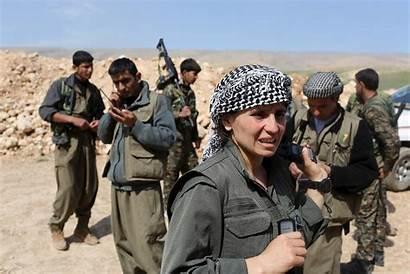 Isis Kurds Against Fight Rebels Kurdish Fighting