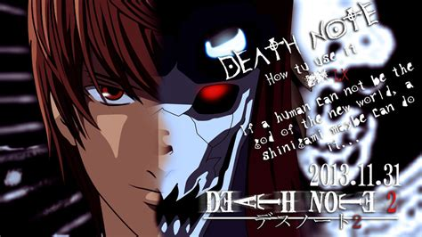 death note 2nd season by nokoda16 on deviantart