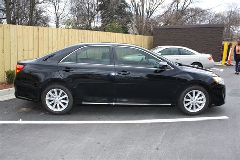toyota camry xle  diminished  georgia car