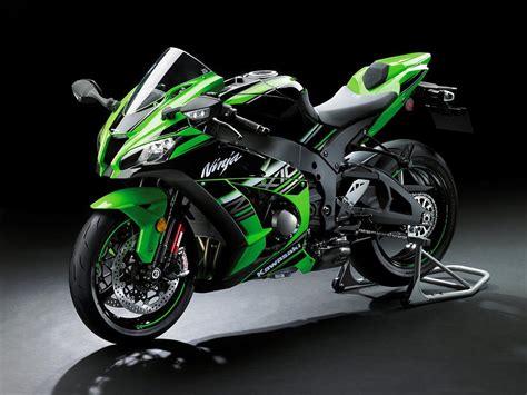 Zx10r Kawasaki by Kawasaki Unveils 2016 Zx 10r With Advanced Electronics