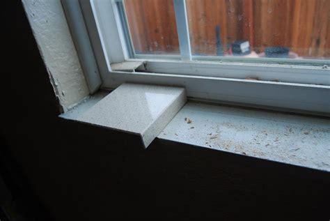 Fitting A Window Sill by Window Sill Question