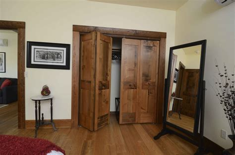 Solid Wood Doors Manufactured By Rbm Lumber Using Montana