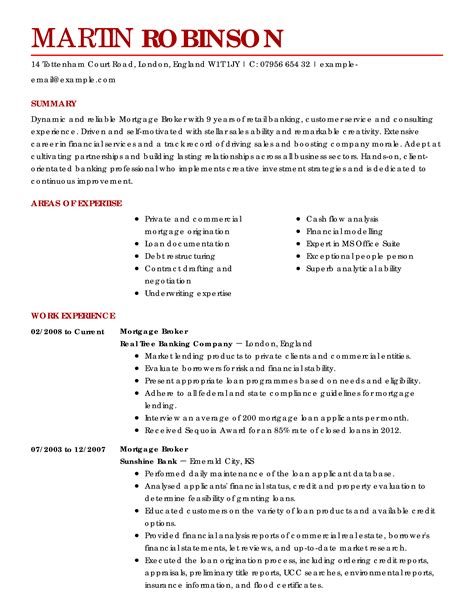 Real Estate Resume by Amazing Real Estate Resume Exles To Get You Hired