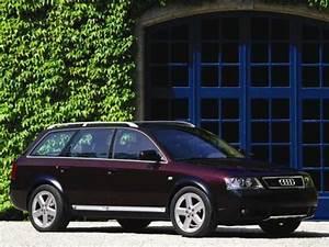 2004 Audi Allroad Models  Trims  Information  And Details