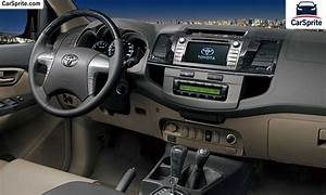 Toyota Fortuner 2018 prices and specifications in Egypt Car Sprite
