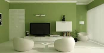 design fernseher grüntöne wandfarbe 40 vorschläge