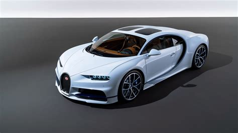 bugatti chiron sky view show car  wallpaper hd car