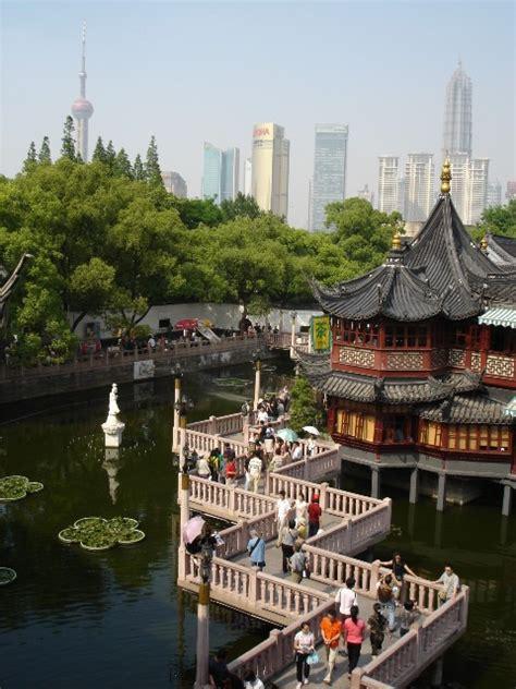 Der Yuyuan Garten by China Sehensw 252 Rdigkeiten Der Yu Yuan Garten In Shanghai