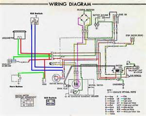 Organized Honda Express Wiring Diagrams 1980 Nc50 Lrg