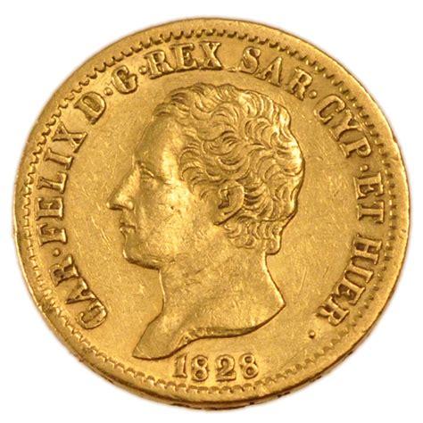 Comptoirs Des Monnaies by Monnaies Italie Coins Italy Italie Sardaigne 20 Lires