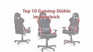 Günstige Gaming Stühle : 10 besten gaming st hle im vergleich von tests ~ Markanthonyermac.com Haus und Dekorationen