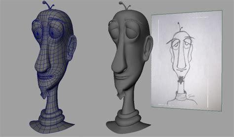 character design  simrat singh  coroflotcom