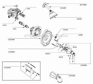 Moen T2605bn Parts List And Diagram   Ereplacementparts Com