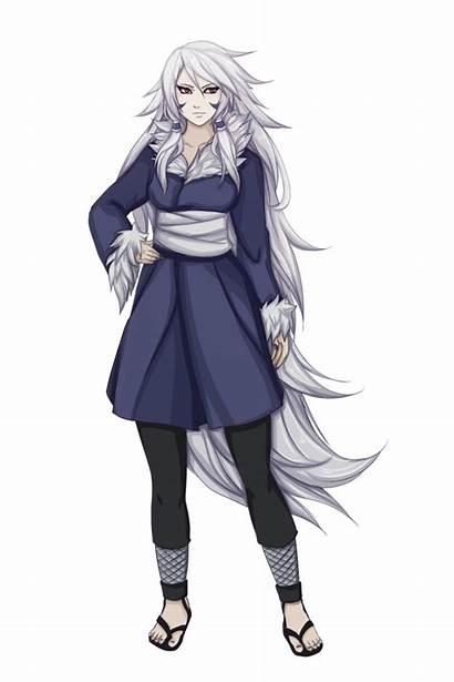 Naruto Senju Adult Version Princess Tsuya Deviantart