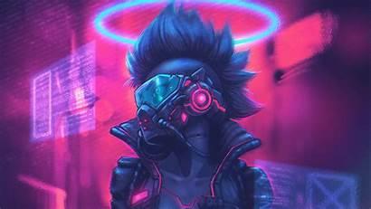Cyberpunk Artwork 4k Drawing Aesthetic Wallpapers 2077