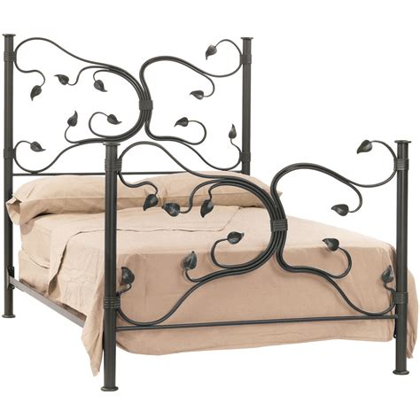 Big Lots Bed Frames by Unique Iron Bed Frame With Tree Inspired Design