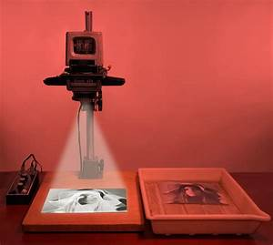 Darkroom Photograph Enlarger Photograph by Science Photo ...