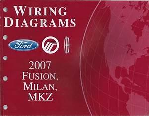 2007 Lincoln Mkz Fuse Box Diagram