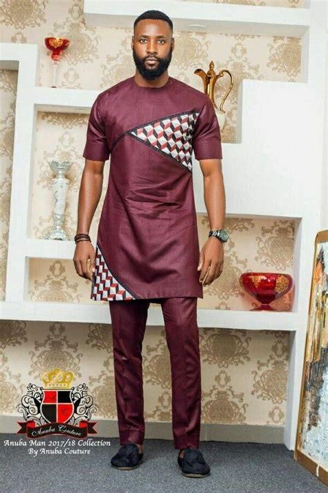 Nigerian Mens Wear Latest Styles April 2019