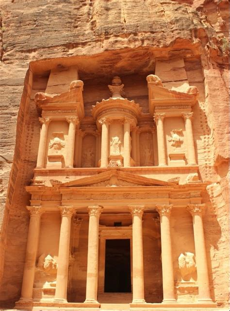 The Lost City Of Petra Jordan Lifestyle Fifty