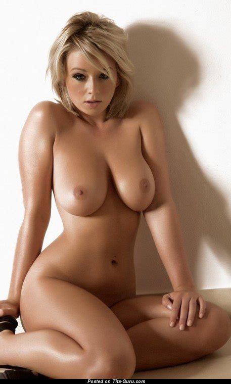 Melissa Debling Honey With Naked Natural Mega Boobie