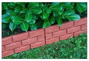 Mauer Set Beetumrandung Beeteinfassung 68 M Rasenkante