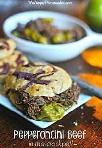 Pepperoncini Beef – Mrs Happy Homemaker