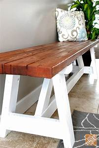 25, Best, Diy, Entryway, Bench, Projects, Ideas, And, Designs, For, 2017