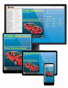 Ford Mustang Online Service Manual  2005