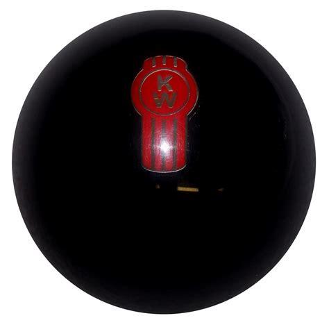 semi shifter knobs black kw shifter knob