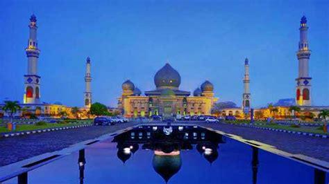 indonesia bakal punya masjid termegah  asia  nih