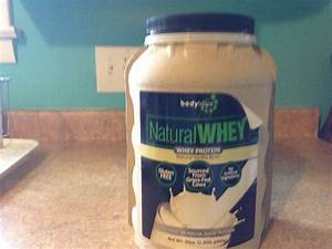 Natural Whey Packaging