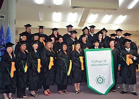 Pacific Islands Graduates