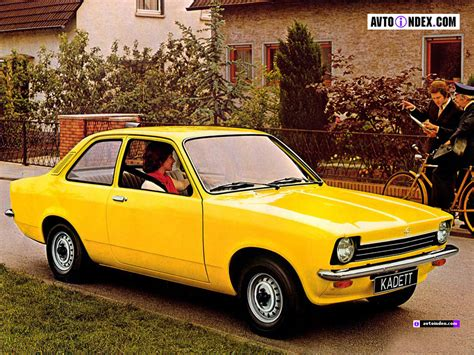 opel kadett 1973 opel kadett photos informations articles