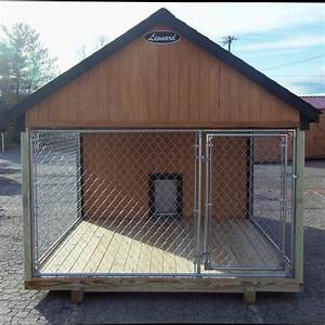 dog houses leonard buildings truck accessories With oversized dog house