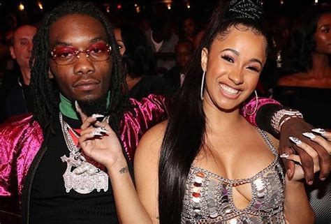 cardi b real boyfriend tommy cantabile ua cardi b breakup with offset days after