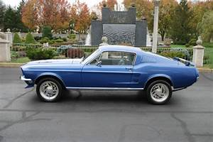 1967 FORD MUSTANG FASTBACK GT SHELBY BOSS 302 RESTORED CUSTOM WHEELS AUTOMATIC for sale: photos ...