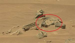 Curiosity Rover Mars Photoshopped - Pics about space