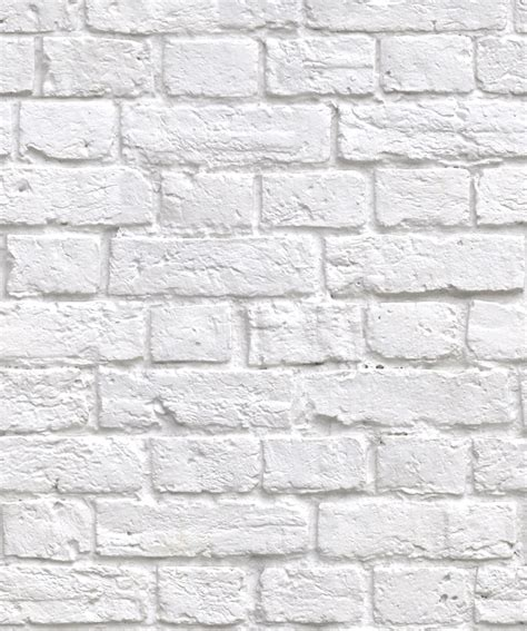 soft white bricks wallpaper realistic accurate bricks