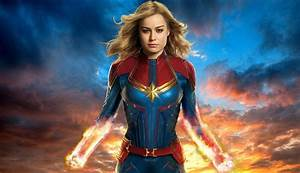 Capitana Marvel Cambia Su Pster Original Haba Cometido