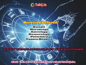 Generate Your Free Vedic Birth Chart From Expert