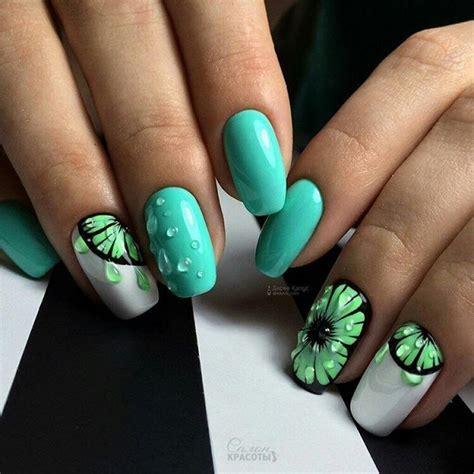 summer holiday nail art ideas nenuno creative